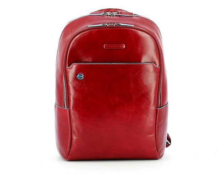 Men's Red Backpack - Piquadro