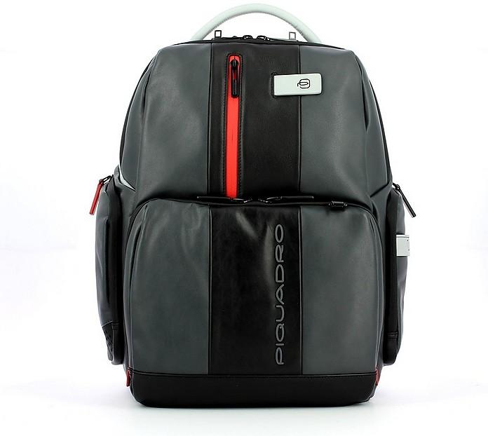 Men's Gray Backpack - Piquadro