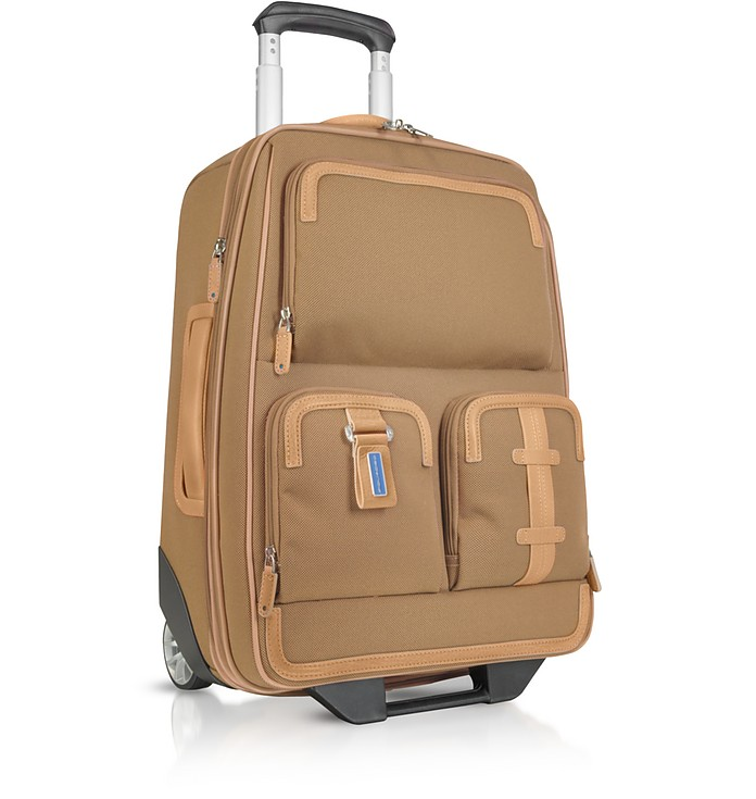 Land - Carry-on Trolley - Piquadro