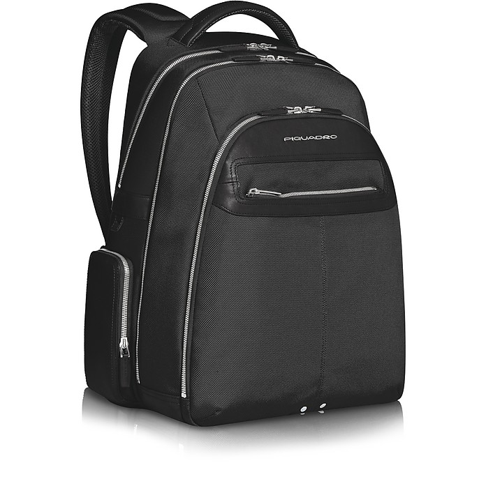 Link -  Multi-pocket Laptop Backpack - Piquadro