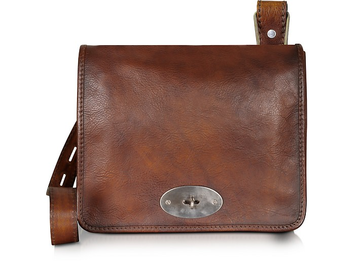 22ba7dc9a0bd Pratesi Genuine Leather Crossbody Bag at FORZIERI