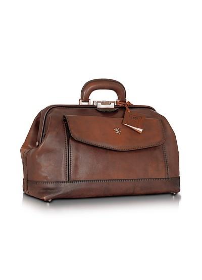 Genuine Leather Doctor Bag - Pratesi