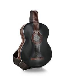 Guitar Backpack w/MP3 Speaker Connection - Pratesi
