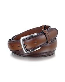 Genuine Leather Belt - Pratesi