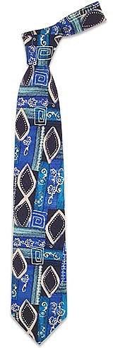 Fusion Silk Tie - Forzieri