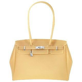 7248a755d0 Forzieri Camel Italian Classic Style Jelly Bag at FORZIERI