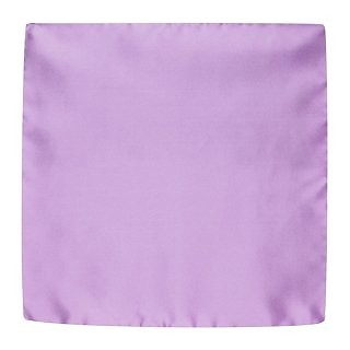 Solid Silk Pocket Square - Forzieri