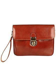 Men's Genuine Leather Clutch - L.A.P.A.