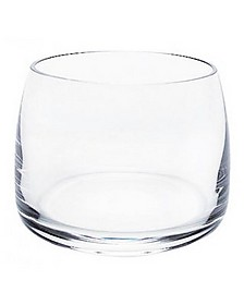 Orseggi Il W - Whisky Crystal Tumbler Glass - Alessi