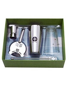 Il Bar Alessi - Stainless Steel Bar Set - Alessi