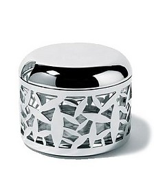 CACTUS! - Open-work Stainless Steel Parmesan Cheese Cellar - Alessi