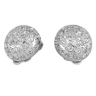 Clip-On Earrings  - AZ Collection