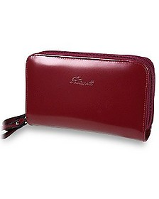 Two Zipper Spacious Wallet - Fontanelli