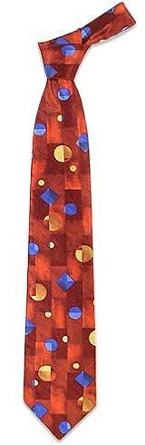 Corbata Seda Geométrica - Forzieri