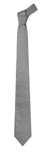 Cravate soie de cérémonie grise - Forzieri