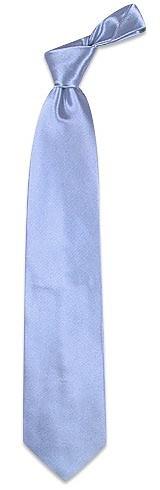 Himmelblau schimmernde Seidenkrawatte mit strukturierter Oberfläche - Forzieri