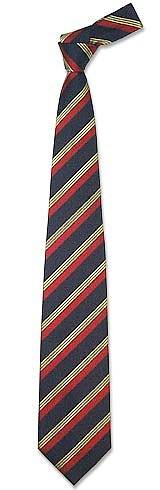 Regimental Extra-Long Tie - Forzieri
