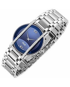 Othello - Ladies' Stainless Steel Bracelet Dress Watch - Raymond Weil