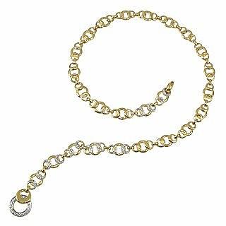 Romance - 18K Gold and Diamonds Necklace - Torrini
