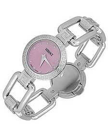 Corniche - Ladies' Stainless Steel Watch - Versace