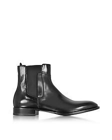 Black Baby Horse Boots  - Cesare Paciotti