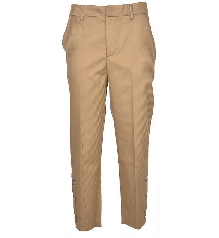 Women's Brown Pants - Pt Torino