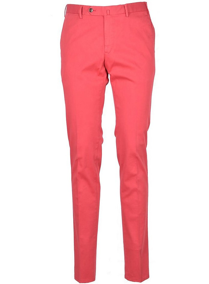 Men's Red Pants - Pt Torino