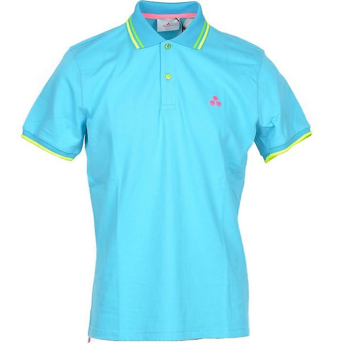Men's Sky Blue Shirt - Peuterey
