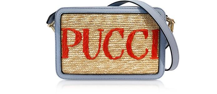 Signature Mini bag w/Leather Shoulder Strap - Emilio Pucci