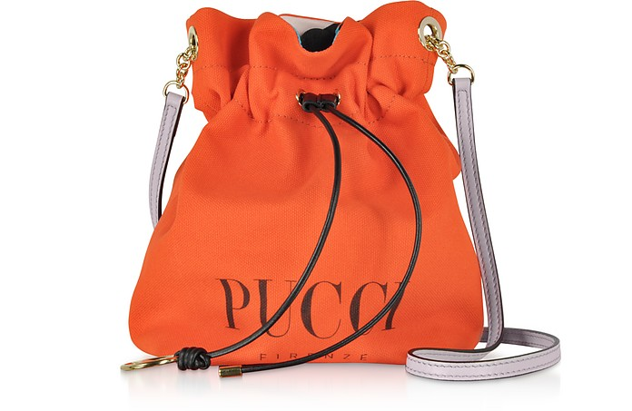 Signature Mini Bucket Bag - Emilio Pucci