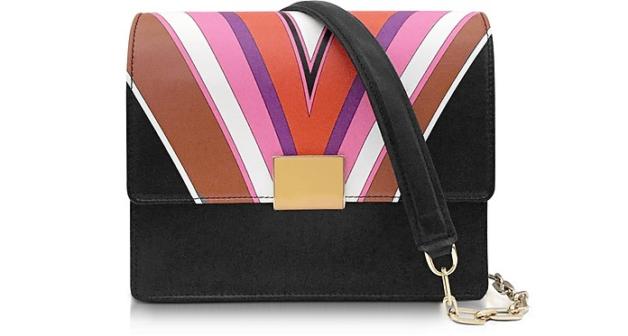 Stella Printed Shoulder Bag - Emilio Pucci