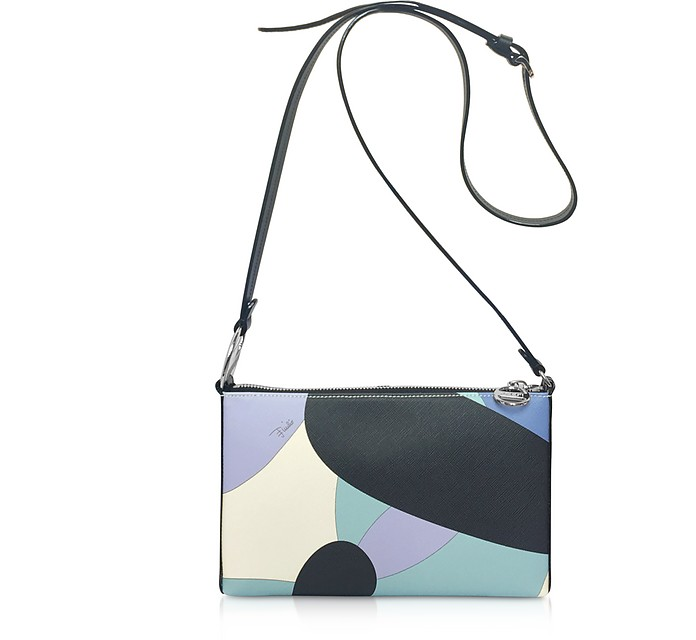 Alex Print Mini Crossbody Bag - Emilio Pucci