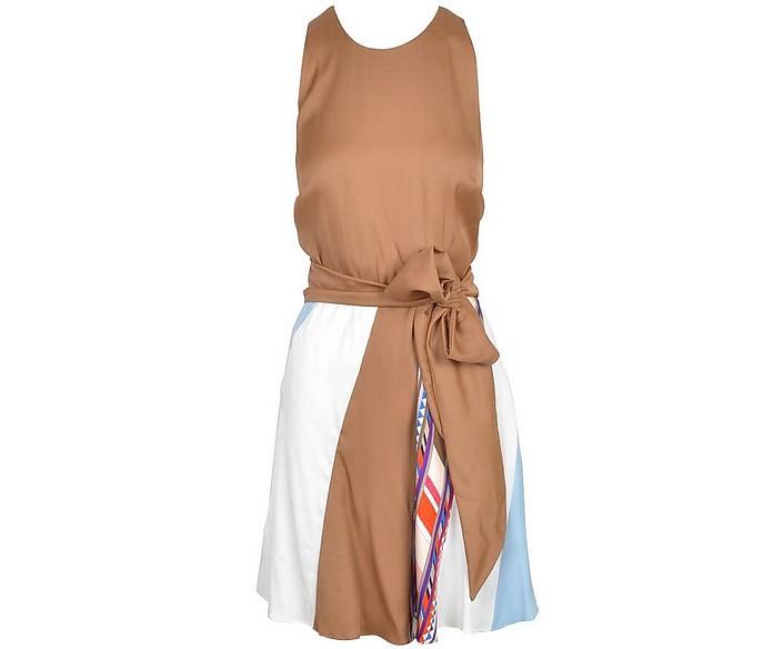Women's Brown Dress - Emilio Pucci