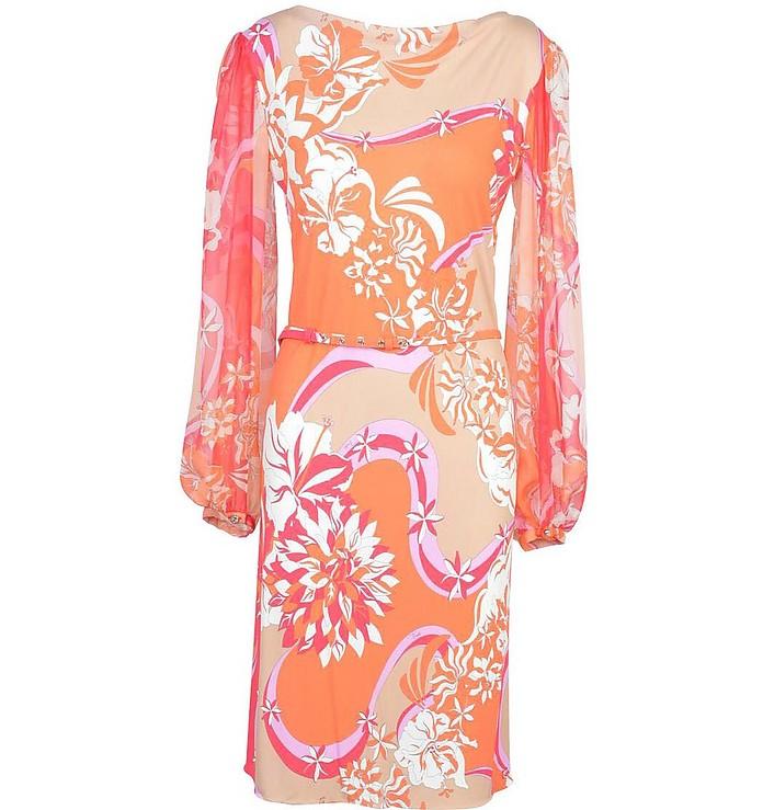 Women's Pink Dress - Emilio Pucci