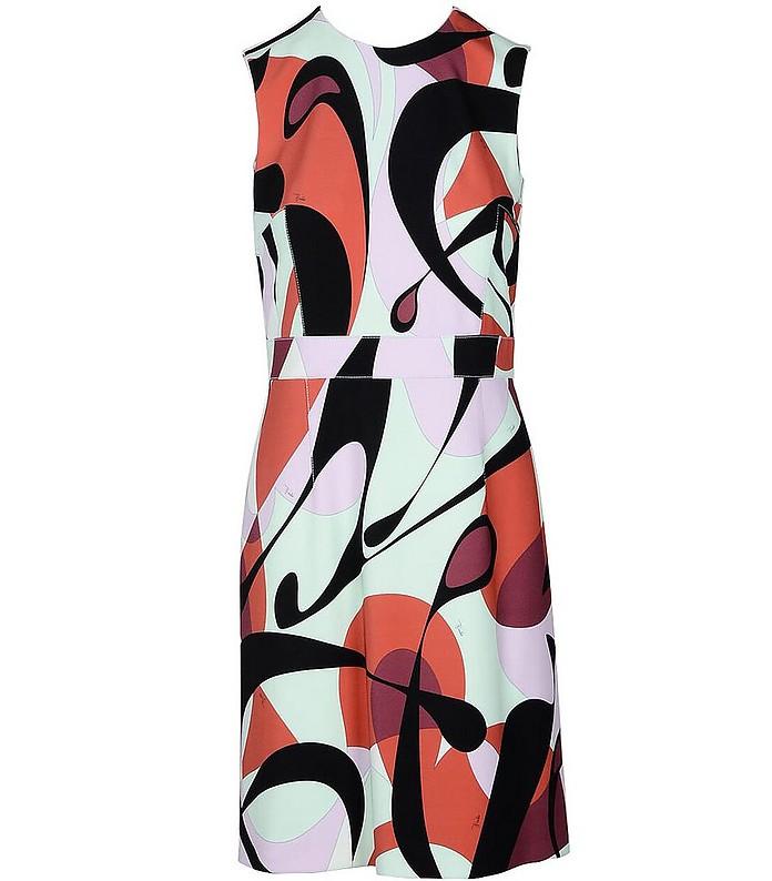 Women's Fantasy Print Dress - Emilio Pucci
