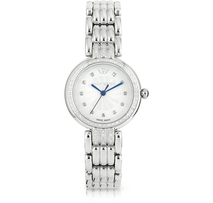Ginevra Heritage Diamond Women's Watch - Philip Watch