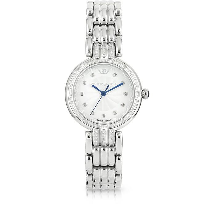 Ginevra Heritage Diamond Damenuhr - Philip Watch