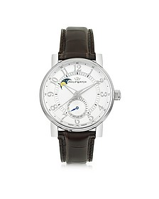 Wales Heritage Moon Phases Automatic Men's Watch