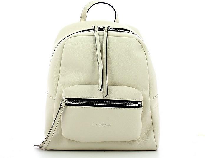 Women's Beige Backpack - Gianni Chiarini