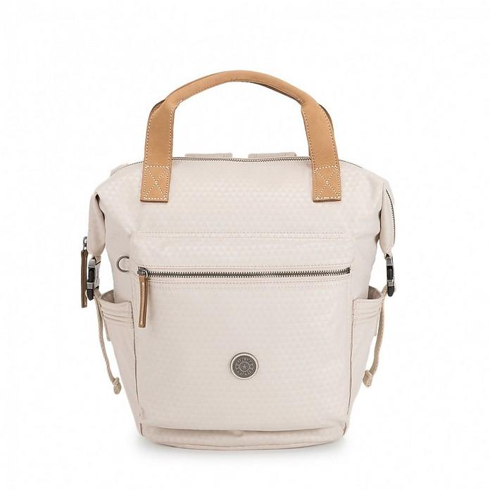 Women's White Bag - KIPLING