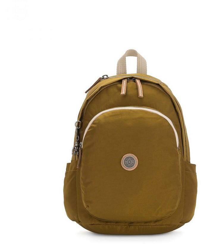 Women's Yellow Backpack - KIPLING