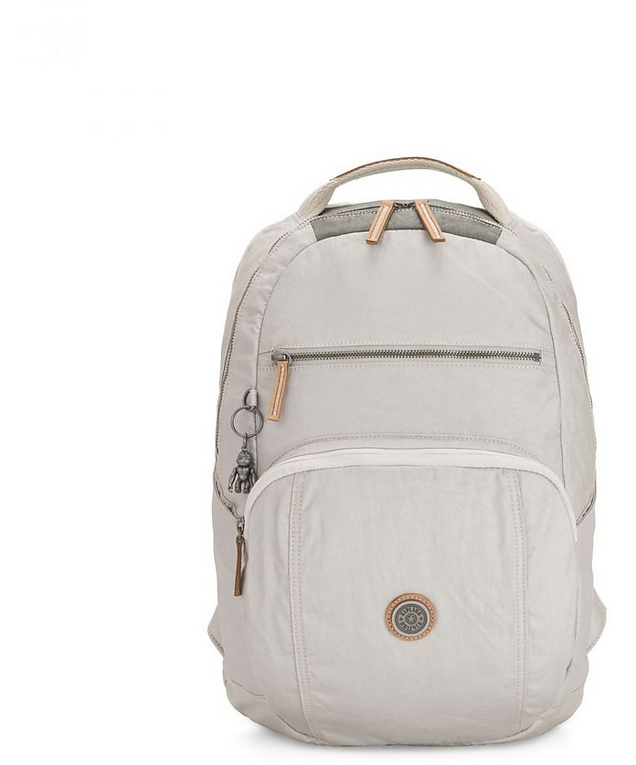 Women's Gray Backpack - KIPLING