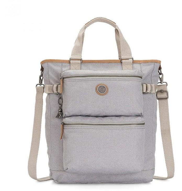Gray Laslo 29I Tote Bag - KIPLING