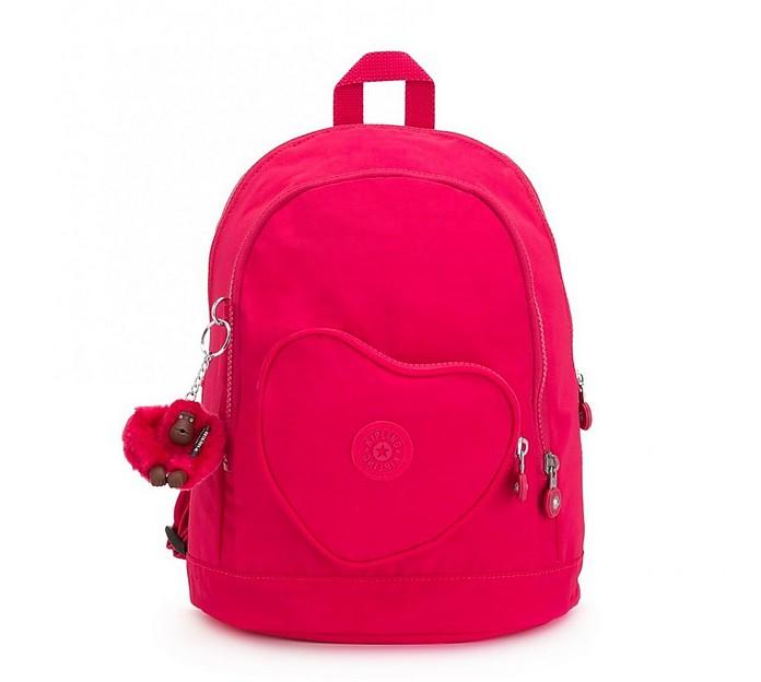 Women's Pink Backpack - KIPLING