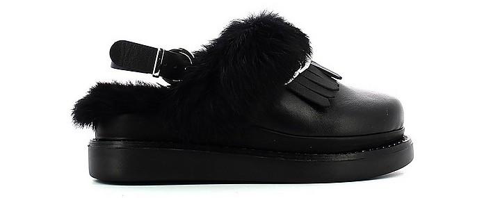 Women's Black Shoes - LA CARRIE