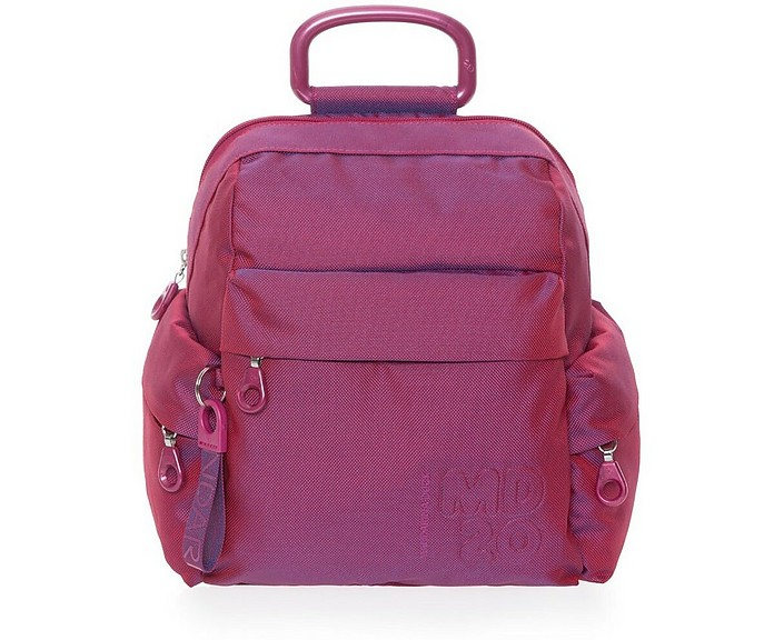 Women's Red Backpack - MANDARINA DUCK