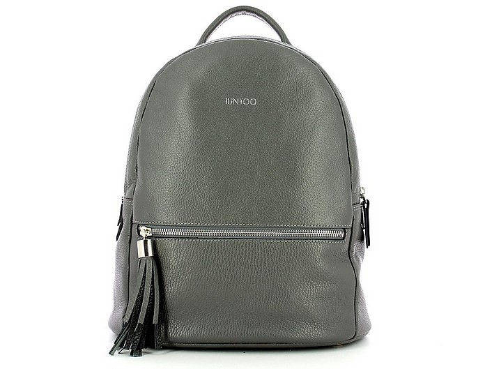 Women's Gray Backpack - IUNTOO