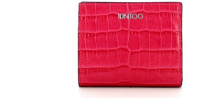 Women's Pink Wallet - IUNTOO