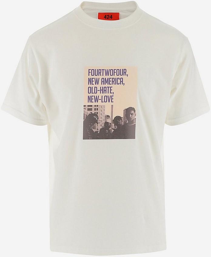 Men's T-Shirt - 424