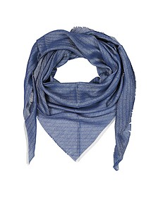 Signature Cotton and Modal Triangle Wrap